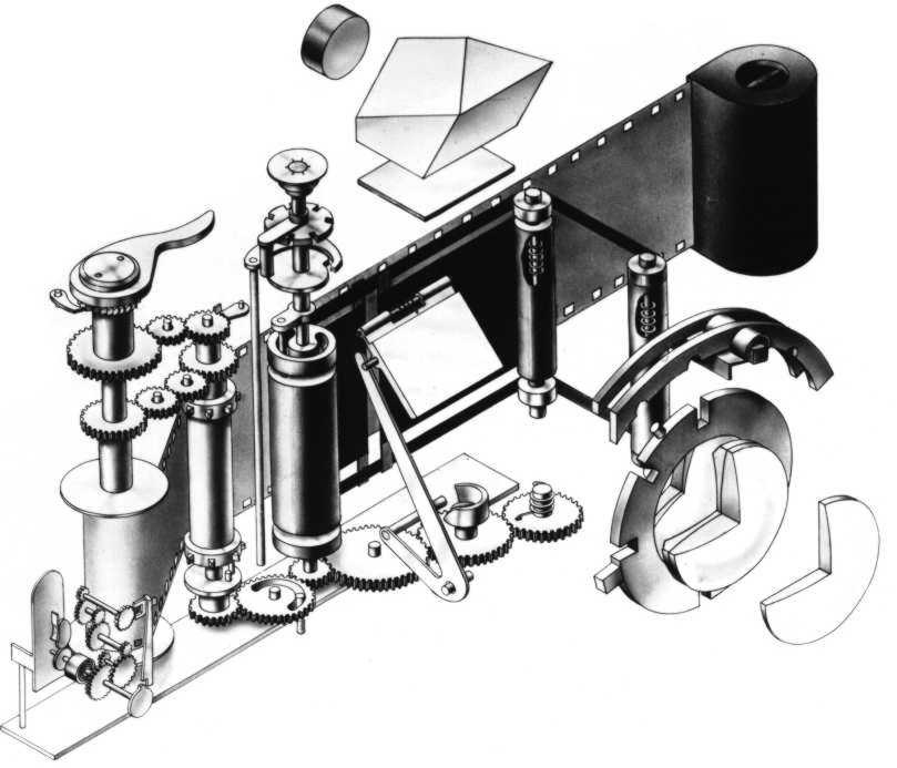 Cach Rido : Giải phẫu máy zenit et page