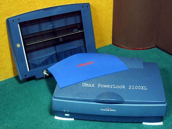 UMAX Powerlook XL Driver for Windows 10 macOS & more